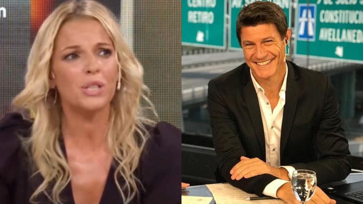 Carina Zampini habló sobre los rumores de su supuesto romance con Federico Seeber