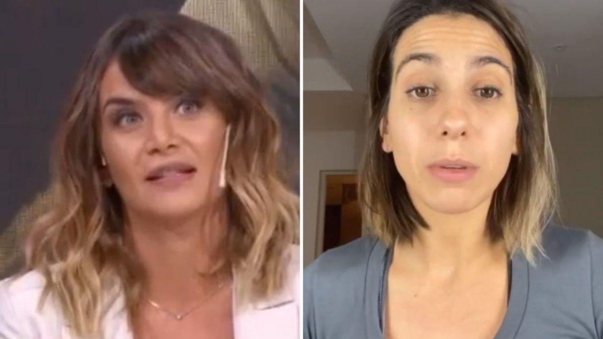 Amalia Granat opinó sobre Cinthia Fernández