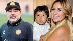 El hijo de Diego y Verónica Ojeda sorprendió a Mario Baudry