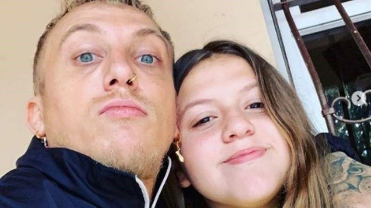 El Polaco compartió el escrito de su hija Sol