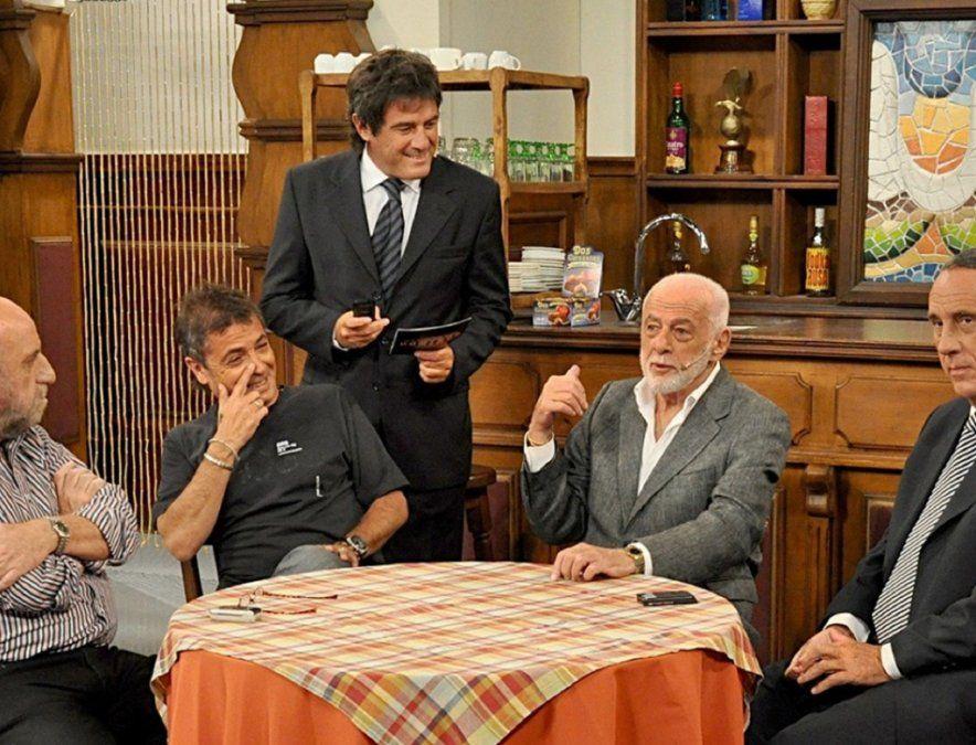 Triste noticia: Falleció Marcelo Nardelli, escribano de emblemáticos programas de televisión