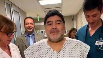 El corazón no todo lo resiste Habló el médico que hizo la autopsia de Diego Maradona