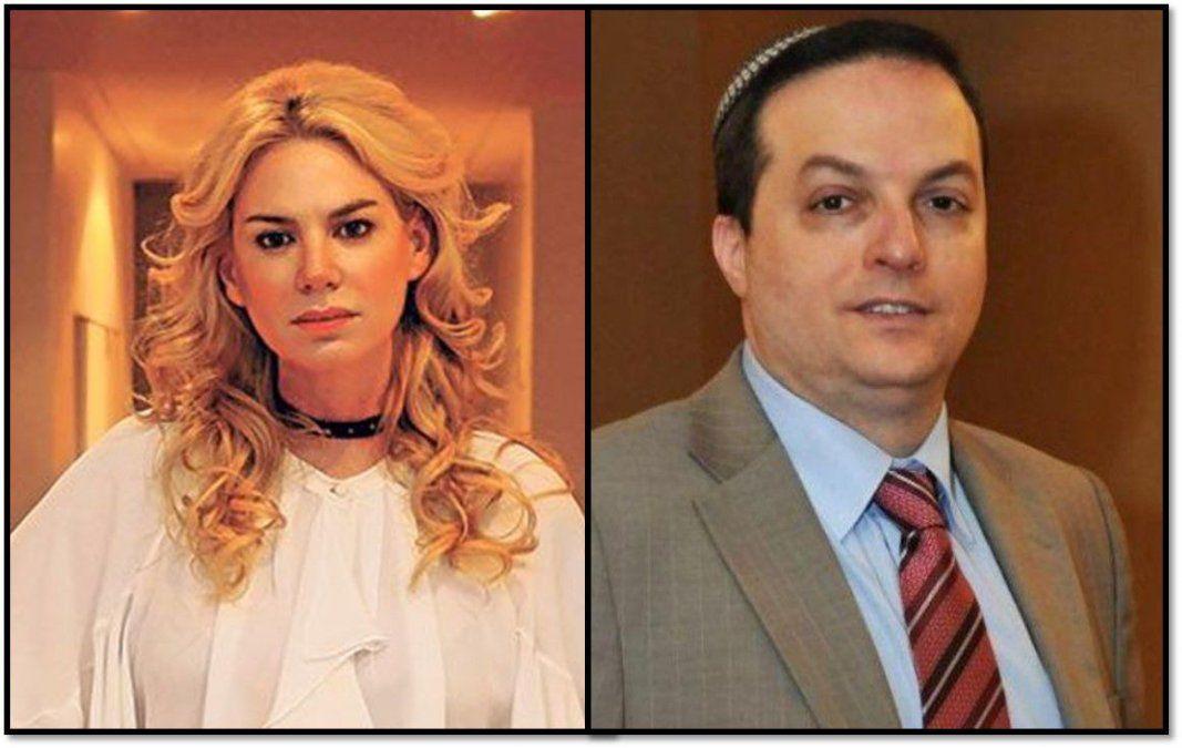 Esmeralda Mitre le responde al ex titular de la DAIA: Fue abusador y extorsionador