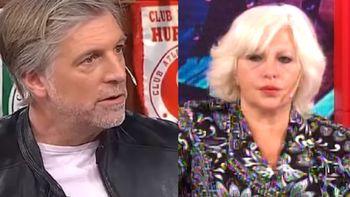 Luisa Albinoni durísima con Horacio Cabak
