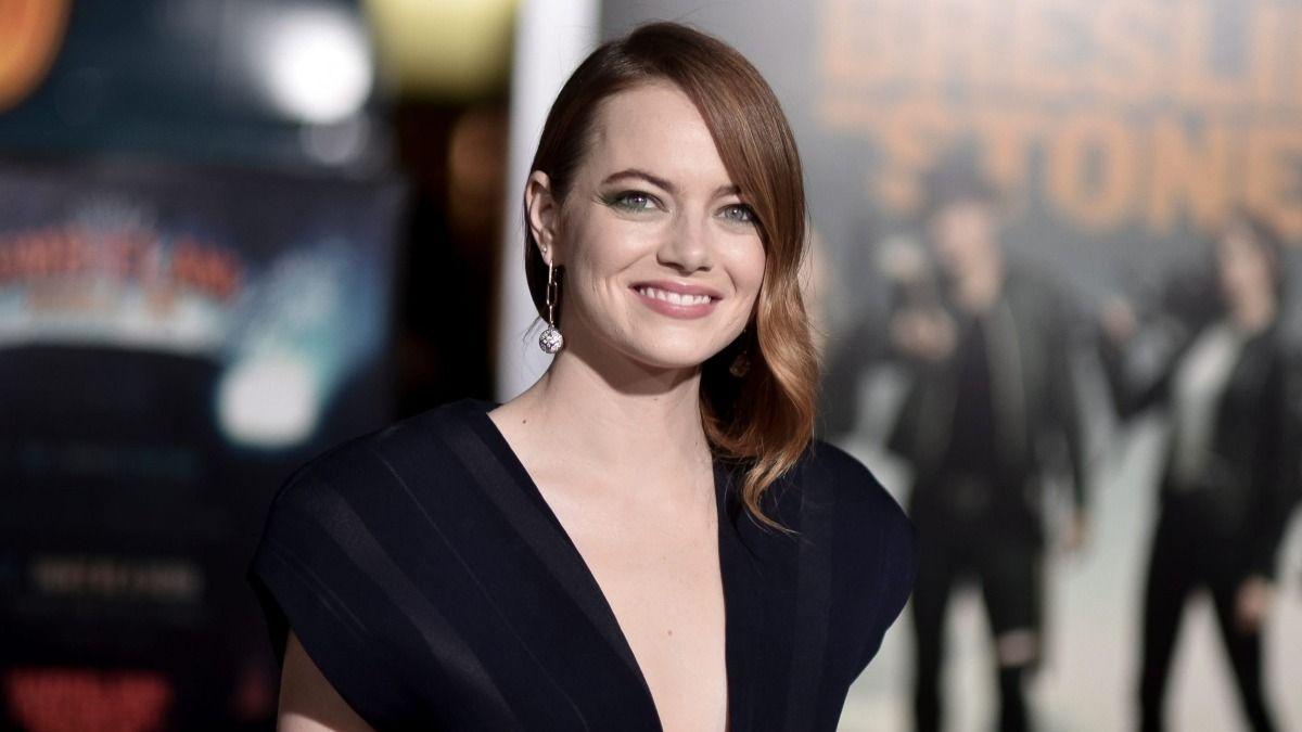 En las últimas horas la actriz Emma Stone se convirtió en mamá