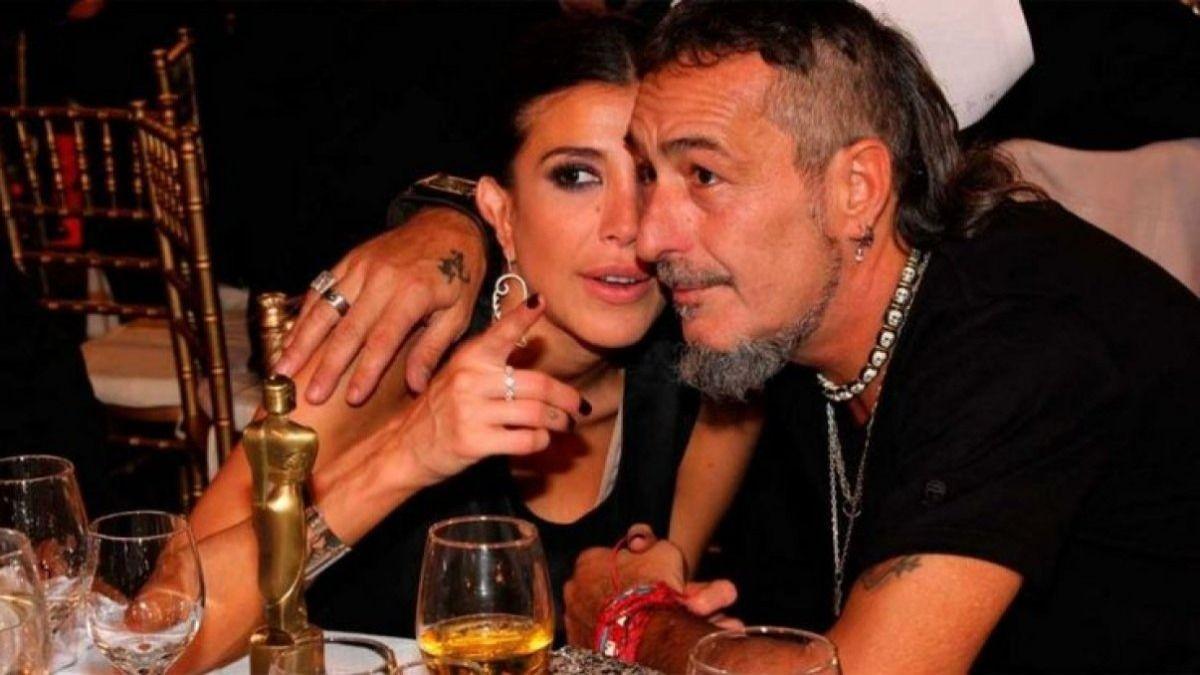 La actriz Andrea Rincón y el Mono de Kapanga tuvieron una solida relación sentimental