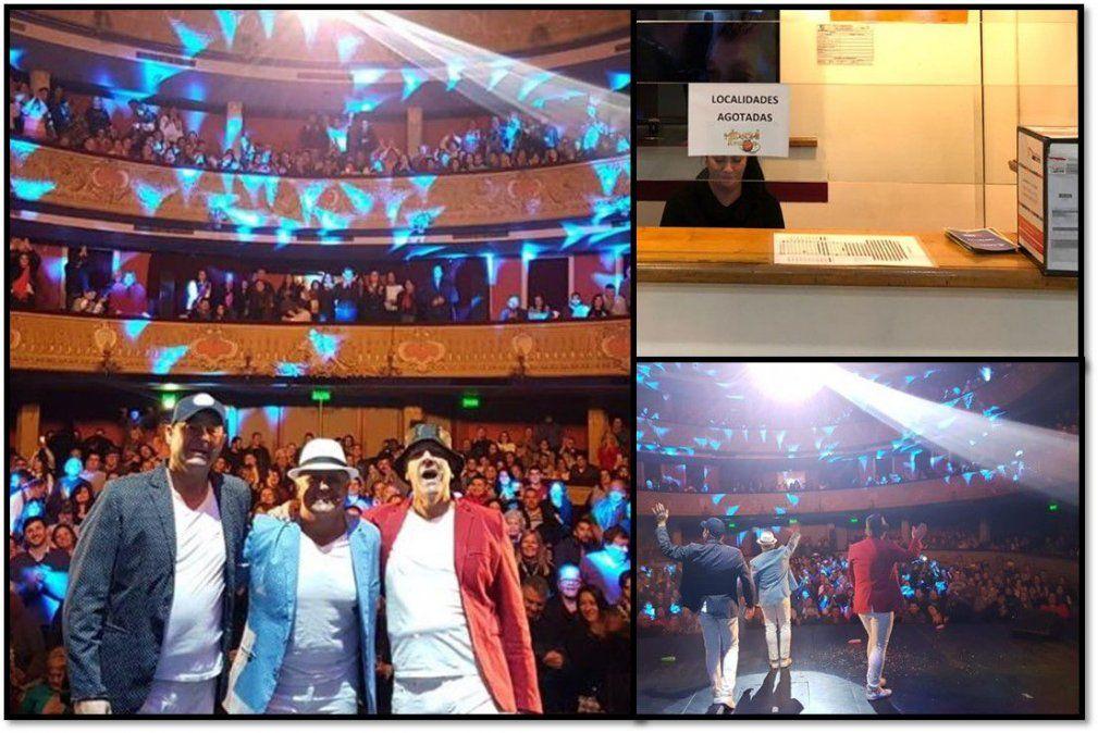 Midachi arrancó los festejos de sus 35 años con lleno total en Santa Fe