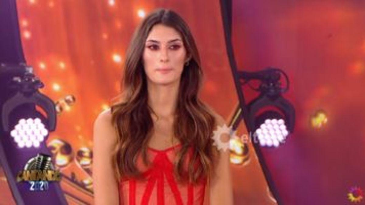 Lola Latorre contó la reacción de sus compañeros luego de su renuncia al Cantando