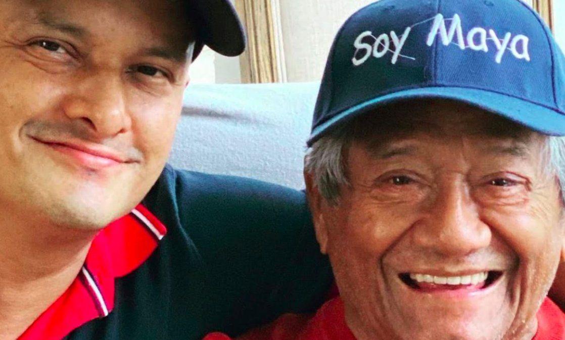 ¡Sentido! Hijo de Armando Manzanero: Mi padre nos enseñó que no morimos