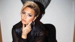¡Un ovni! Demi Lovato grabó un extraño video