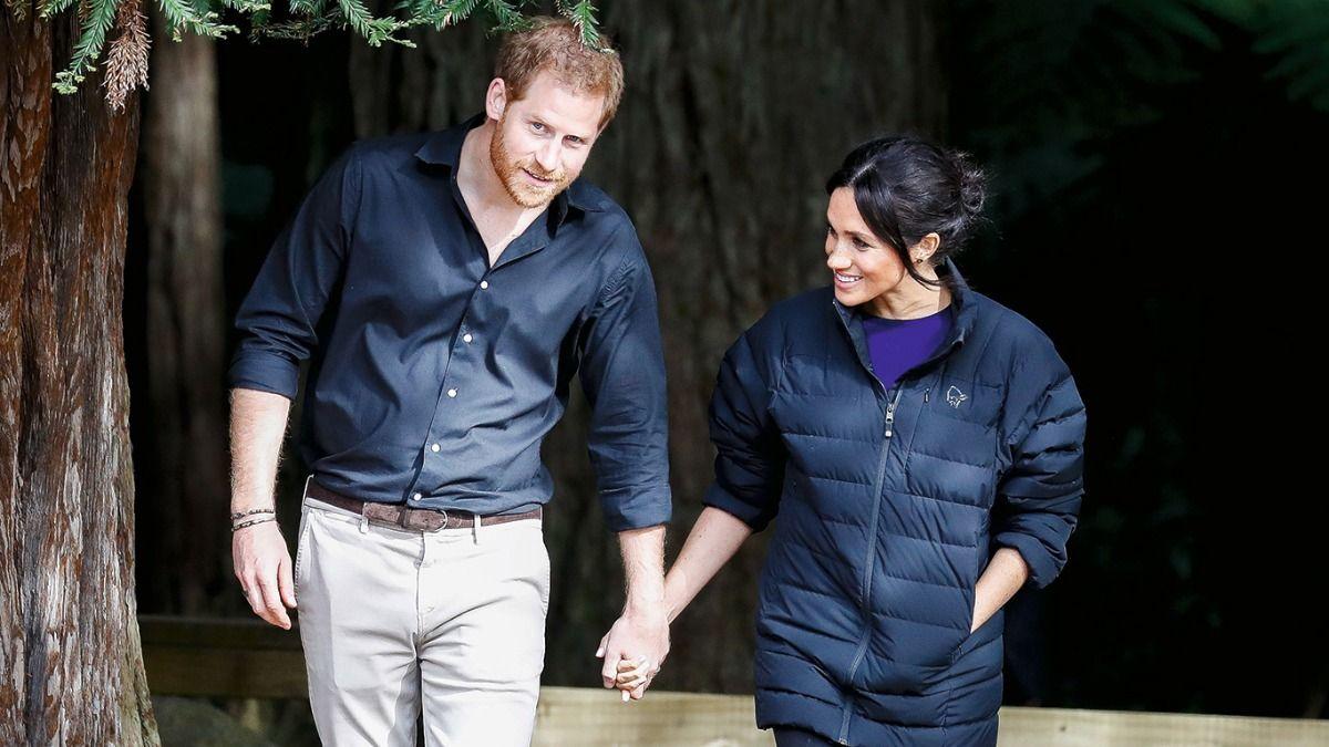 El principe Harry yMeghan Markle llevan más de 3 meses fuera del Reino Unido