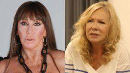 La jurado del Cantando 2020, Moria Casán aseguró que no si la invitan no iría al programa de Soledad Silveyra por El Trece.