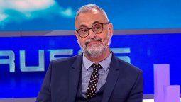 ¡Bomba! La promesa de Jorge Rial sobre el primer invitado de TV Nostra
