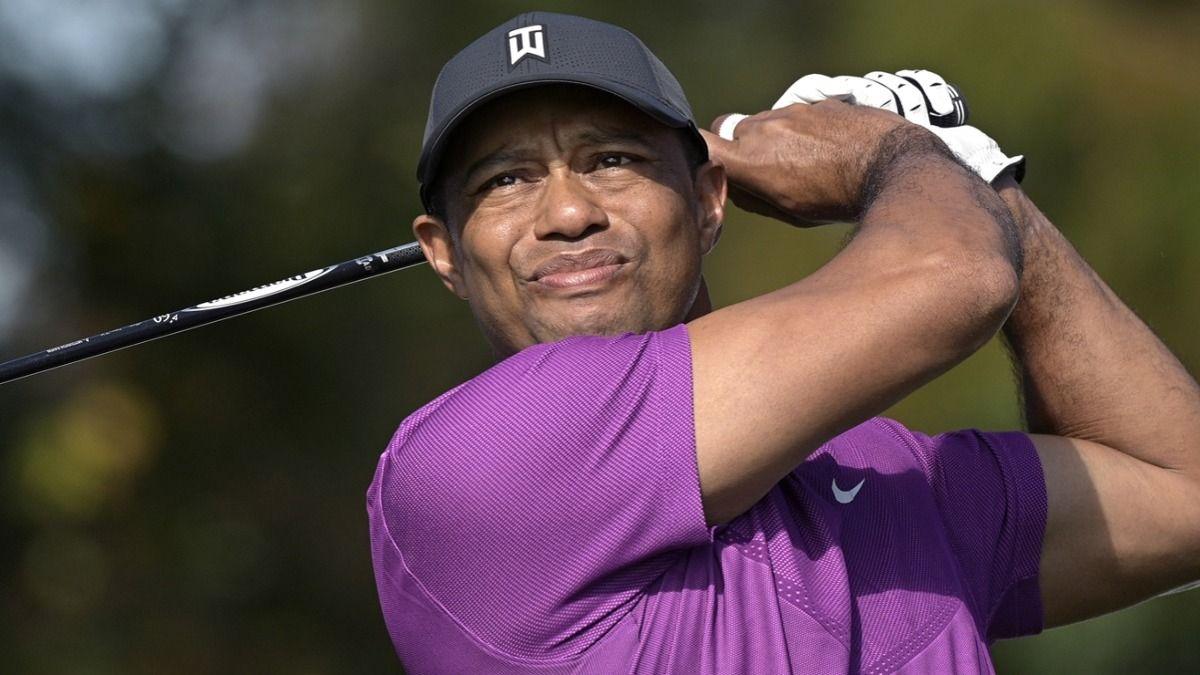 La caja negra de la camioneta de Tiger Woods reveló detalles del accidente que sufrió el pasado febrero