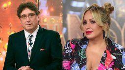 Oscar Mediavilla ninguneó a Karina la Princesita tras compararla con Ángela Leiva