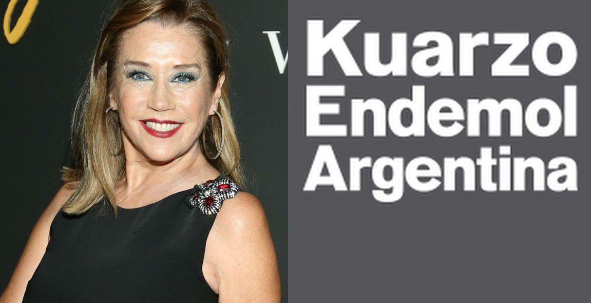 Kuarzo Endemol lanza su propio canal y Marcela Tinayre será figura con un programa al mediodía