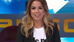 Marina Calabró le respondió a Pampita