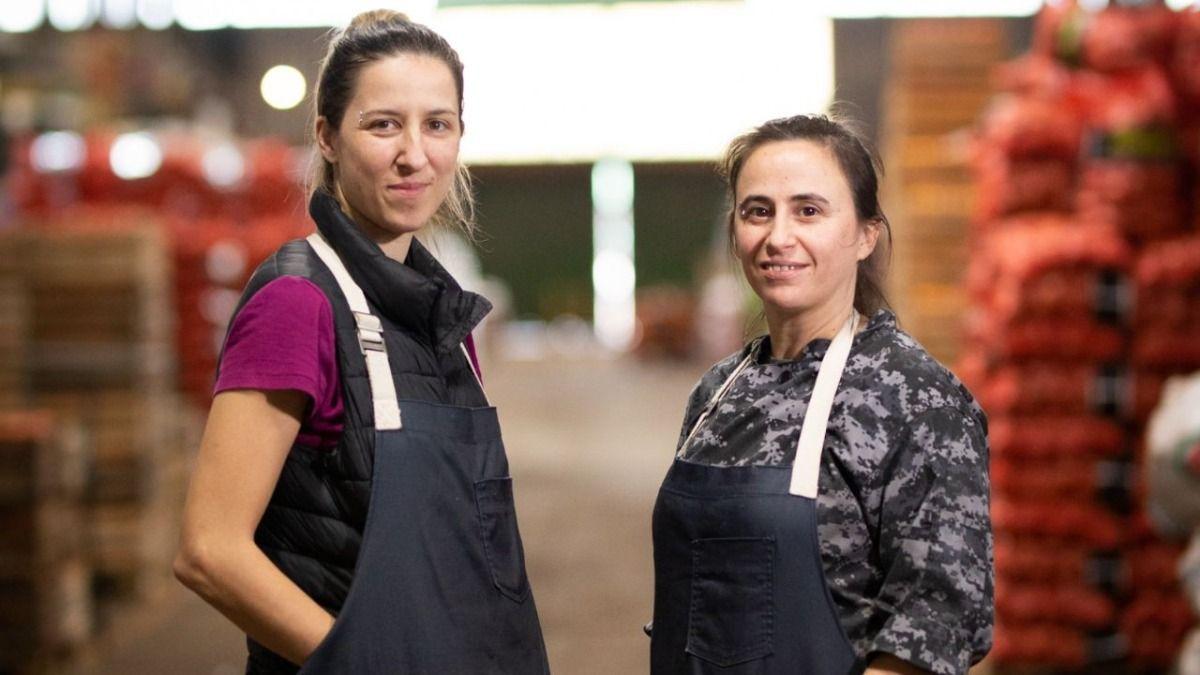 Las chicas de la 3 sorprendieron a los aspirantes y jurados de Masterchef con su tortilla
