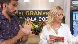 Juan Marconi contundente tras la furia de Daniela Martucci con el jurado de El Gran premio de la cocina