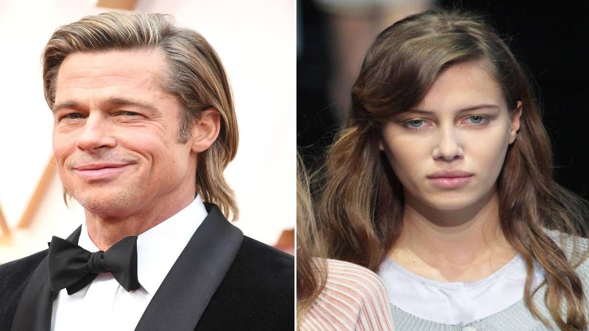 ¡Se acabó! Brad Pitt terminó con Nicole Poturalski