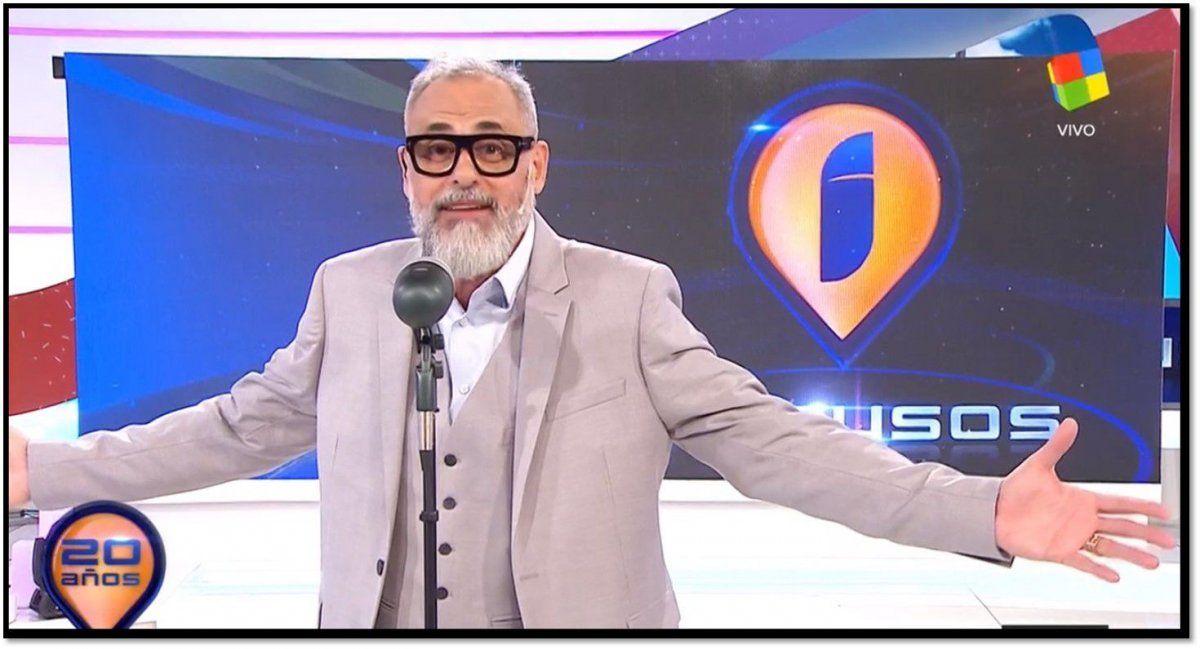 Jorge Rial volvió para la nueva temporada de un Intrusos totalmente renovado