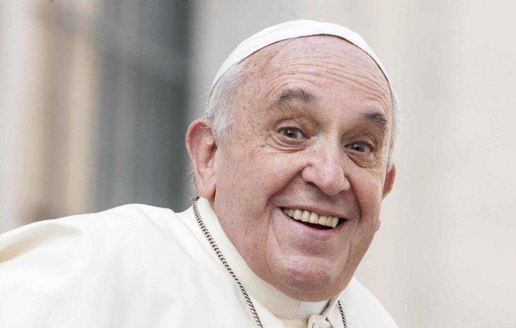 El Papa Francisco también apoya la liberación de las patentes por vacunas contra COVID.