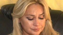 Verónica Ojeda habló del audio en el que apuntó contra Dalma y Gianinna Maradona