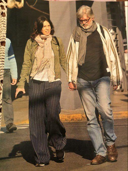 Paula Robles, la ex de Marcelo Tinelli, fue descubierta con su nuevo novio