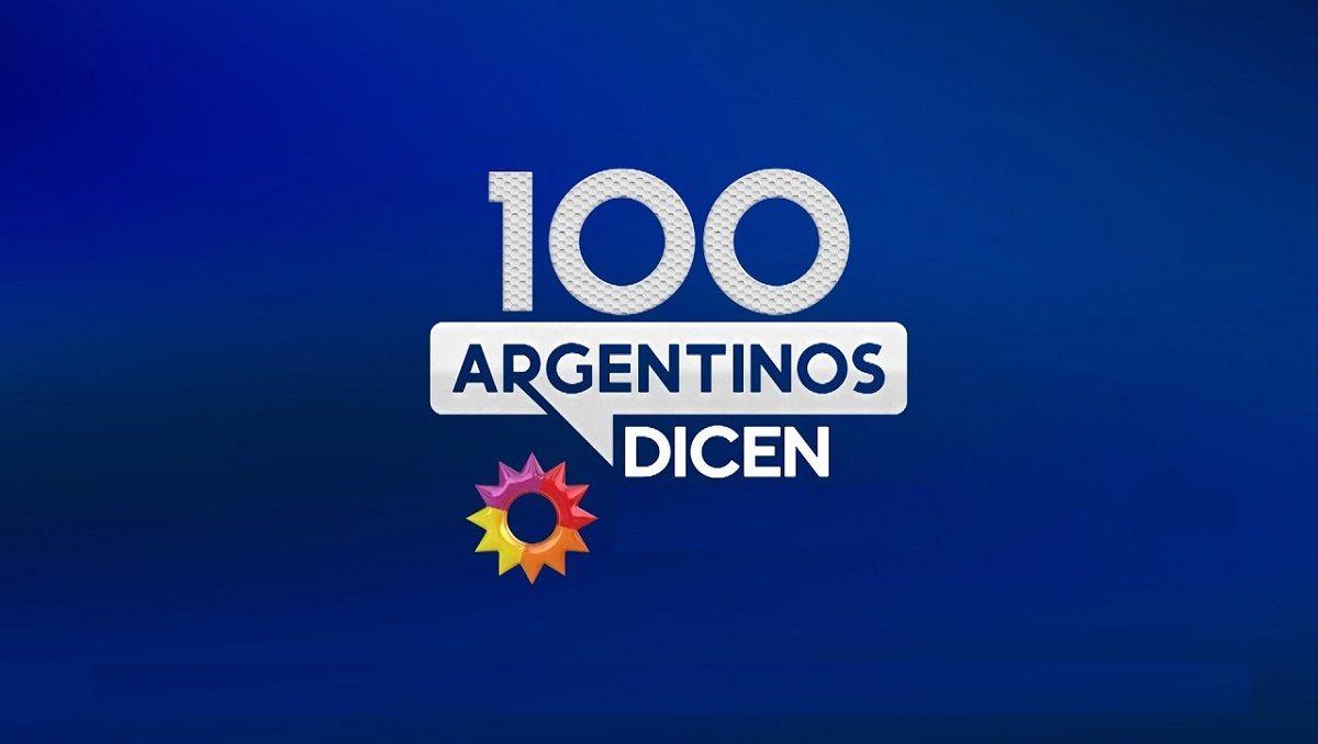Productora y participante de 100 Argentinos Dicen se mensajean