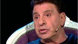 Jacobo Winograd le dijo al periodista Leo Arias que tiene coronavirus