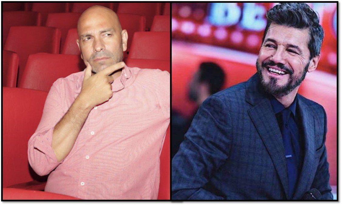 Tinelli le pidió a Freddy Villarreal que imite a Alberto Fernández el lunes: Que alguien le avise que no...
