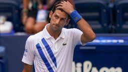 Novak Djokovic sobre el pelotazo a la juez: No puedo prometer que no volveré a hacer algo similar