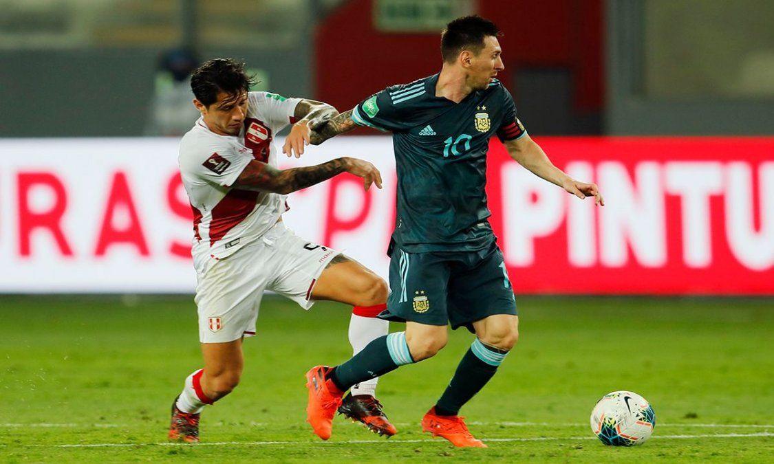 ¿Lionel Messi