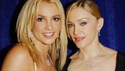 Madonna apoya a Britney Spears tras fenómeno #FreeBritney