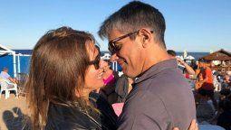 Nancy Dupláa habló de su amor con Pablo Echarri