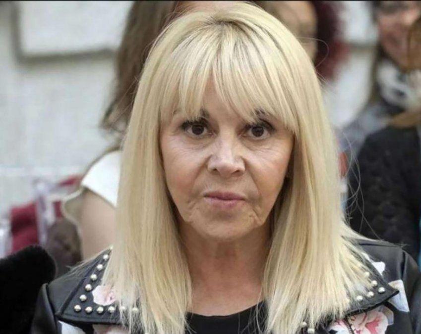 Claudia Villafañe lleva a la Justicia a Luis Ventura