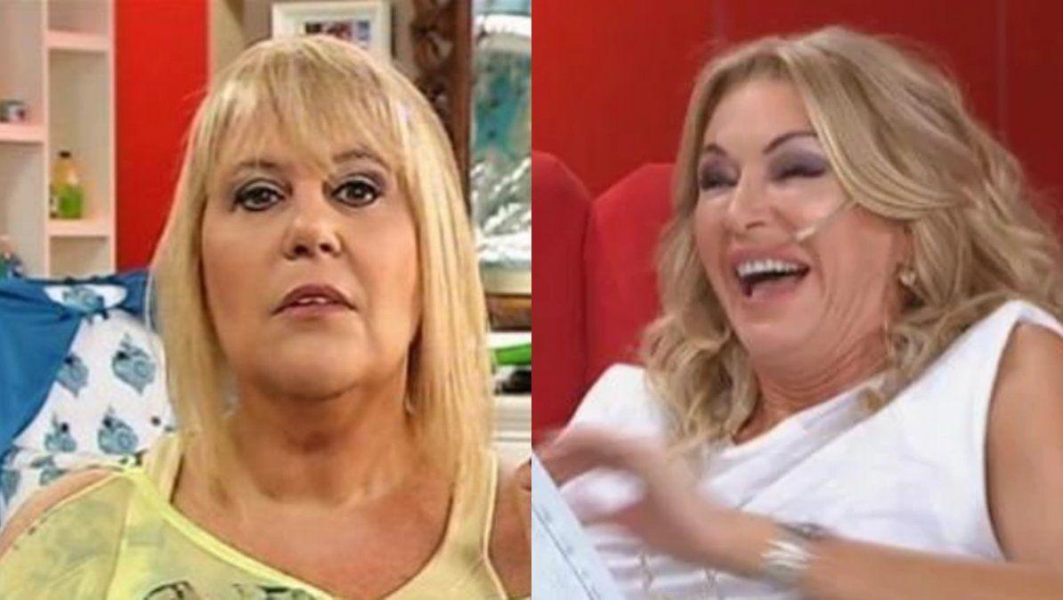 Laura Ubfal se quejó de las panelistas de Ángel de Brito y las angelitas la destrozaron