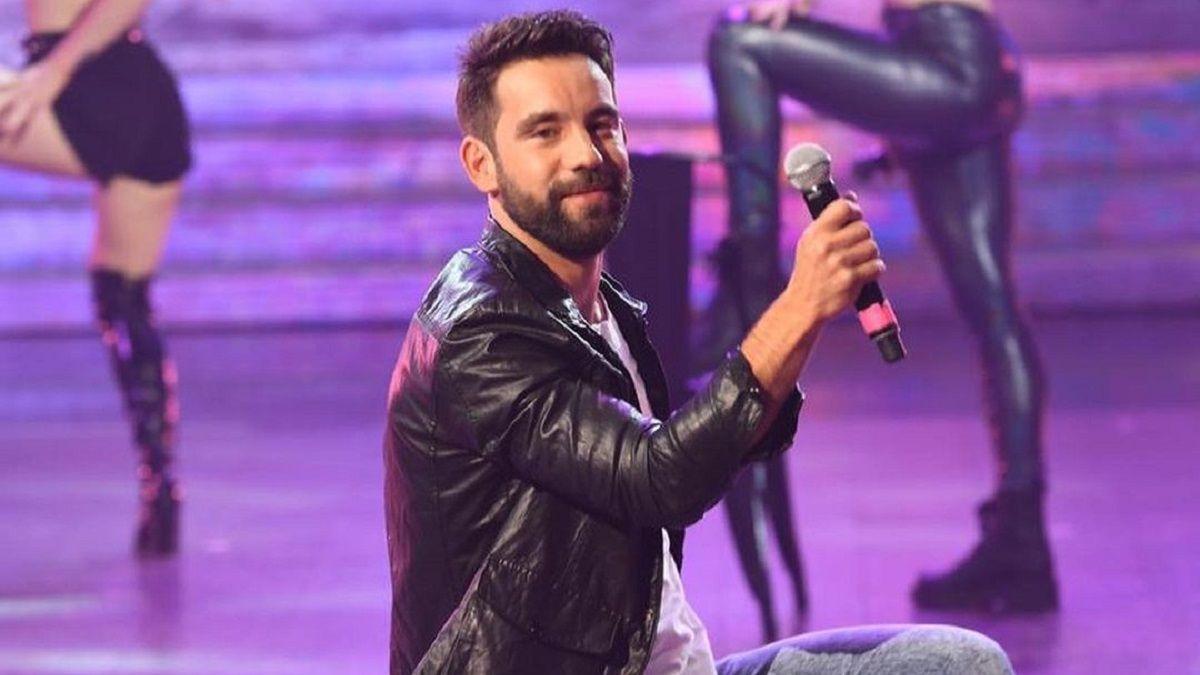 Agustín Sierra habló sobre su participación en el Cantando 2020