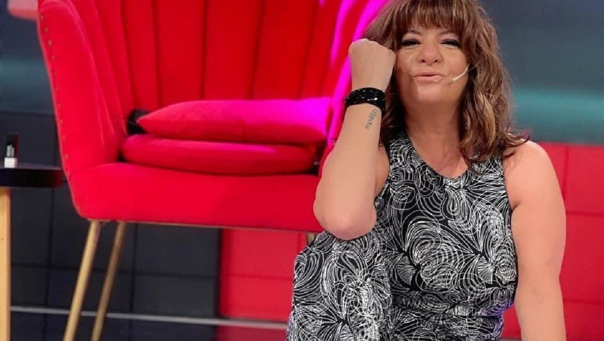 La caída de Andrea Taboada en Bienvenidos a Bordo