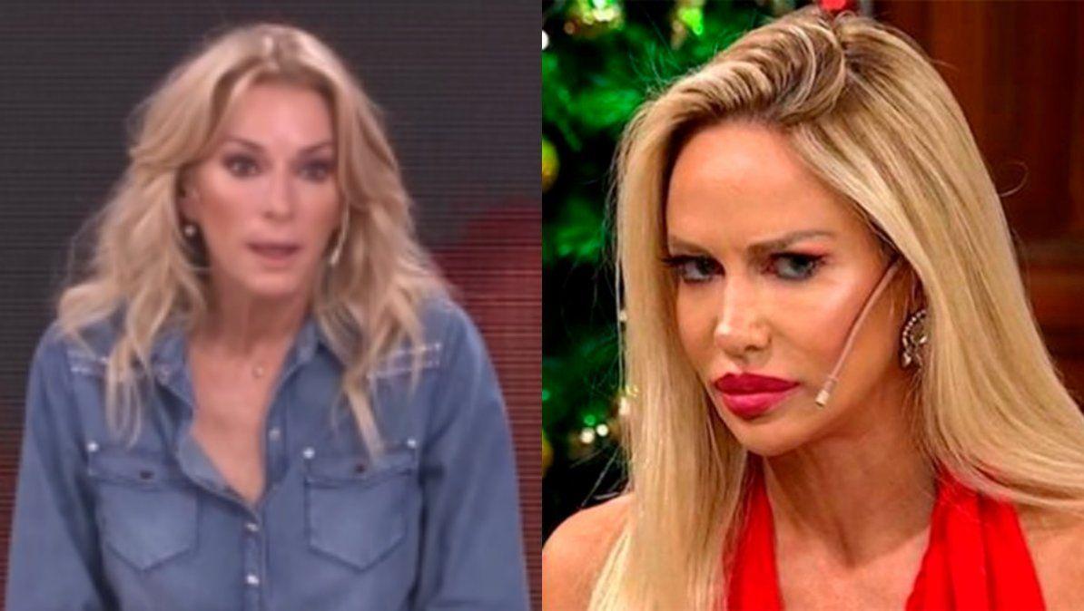 Yanina Latorre tildó de loca a Luciana Salazar por la nueva denuncia que le hará a Redrado