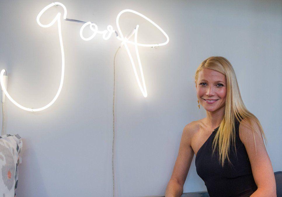 Gwyneth Paltrow y su podcast Goop