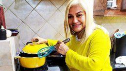 ¿Gladys la Bomba Tucumana haciendo campaña para MasterChef Celebrity 2?