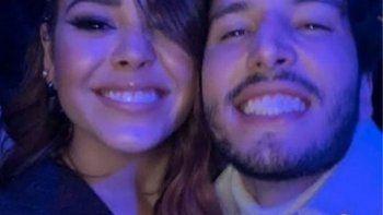 Un reencuentro real: la gran noche que compartieron Sebastián Yatra y Danna Paola