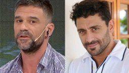¡Debut y despedida! Lucas Bertero confesó su affaire con Hernán Piquín