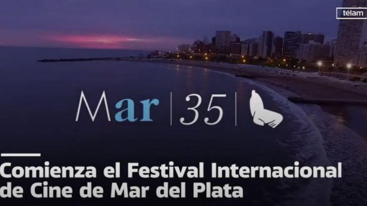 Hoy se premió a los ganadores del Festival de Cine de Mar del Plata