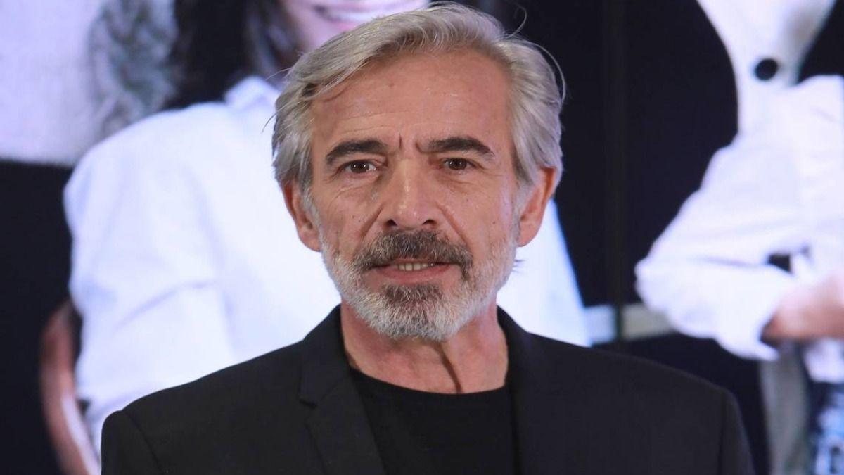 El actor de cine y TV Imanol Arias cuenta con una trayectoria de más de más de 40 años