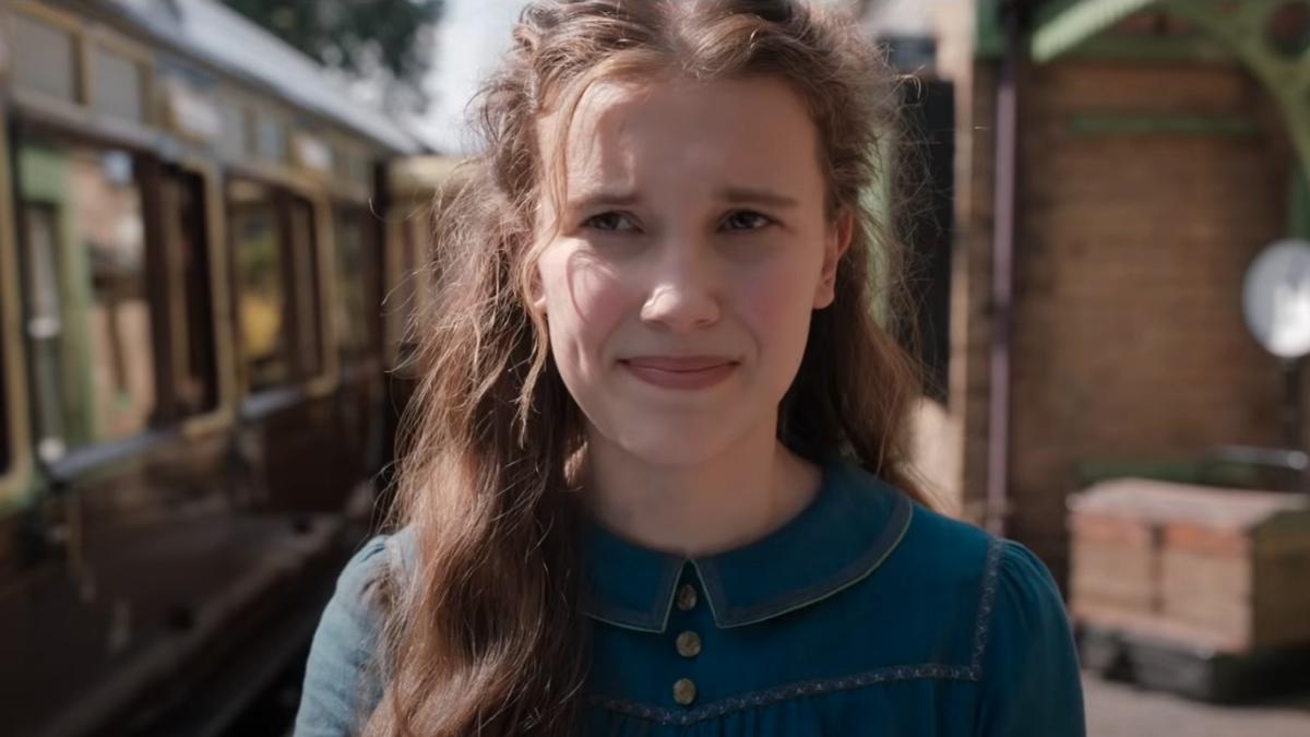 Millie Bobby Brown protagoniza la nueva película de Netflix