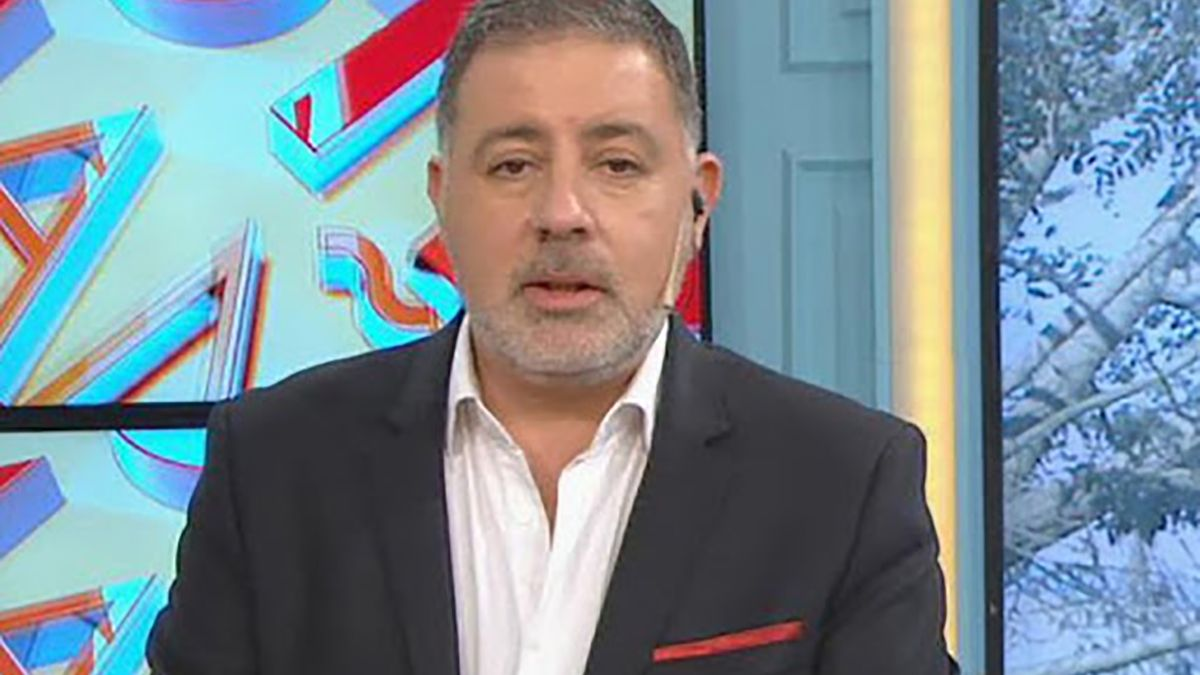 Fabián Doman cortó escandalosa entrevista en Intratables