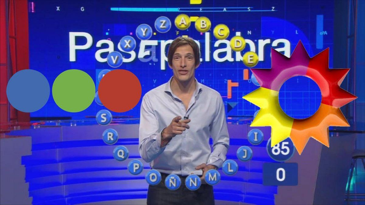 Telefe quiere tener Pasapalabra con Iván de Pineda en su pantalla el año próximo