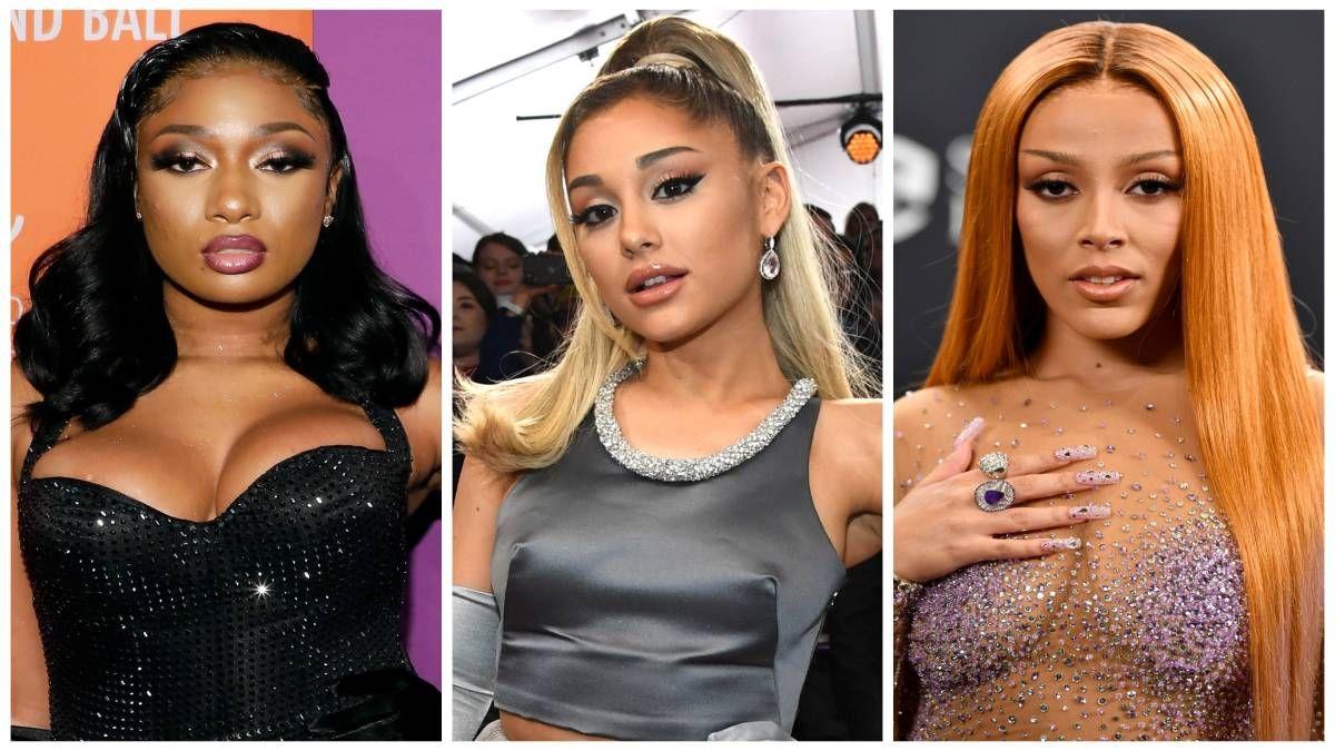 ¡De estreno! Ariana Grande vuelve a lanzar 34+35